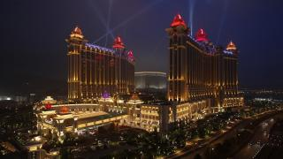 inside the macau casino vip room where the minimum bet is 16 million