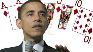 obama cards