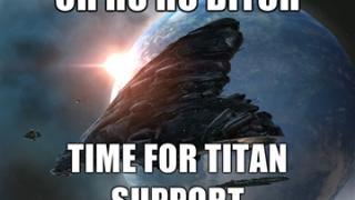 titan support