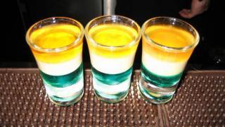 triple cocktail