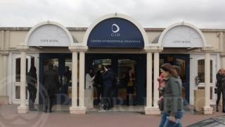 Deauville Entrance
