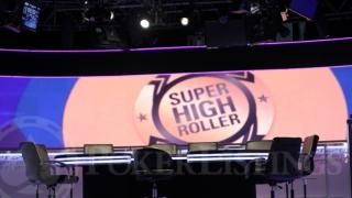 Super High Roller Final table EPT Monte Carlo