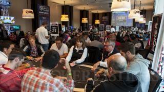 Tournament Area2013 WSOP EuropeEV063K PLO Mixed MaxFinal TableGiron7JG9121