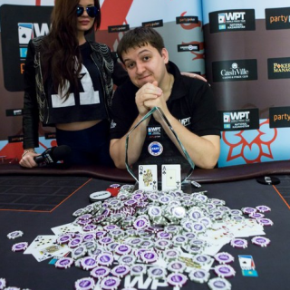 Kiryl Winner WPT National Kazakhstan