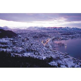 Bregenz im Winter