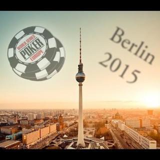 WSOP Europe Berlin 2015