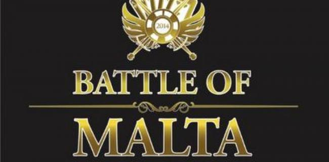 Die Battle of Malta Infografik