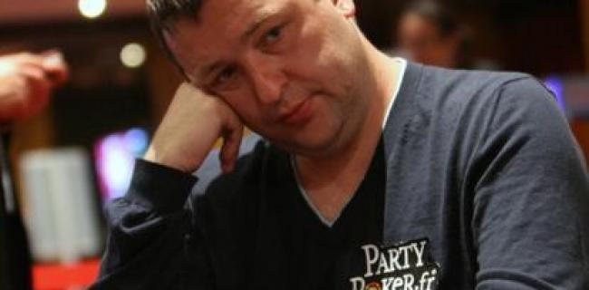 Tony G. angle-shooting beim WSOPE €10k Split