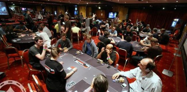 WSOPE Split Event Live! – Heads-up Speedpoker im Majestic, Seidel raus! Viertelfinale läuft.