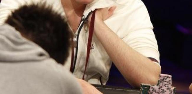 WSOP November Nine 2011: Pius Heinz