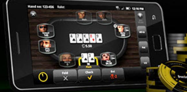 Die fünf besten Poker-Apps. für Android-Handys