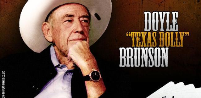Die zehn besten Pokerbücher aller Zeiten 7: Doyle Brunson - SuperSystem Deluxe