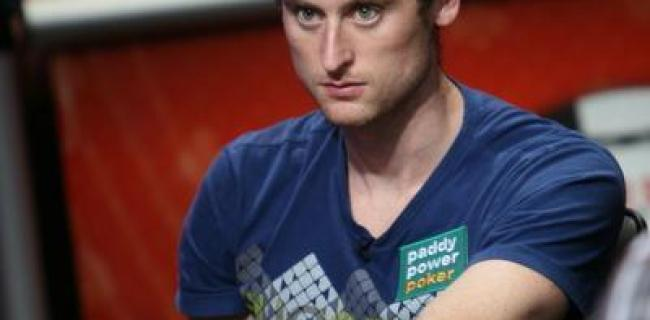 WSOP November Nine 2011: Eoghan O'Dea
