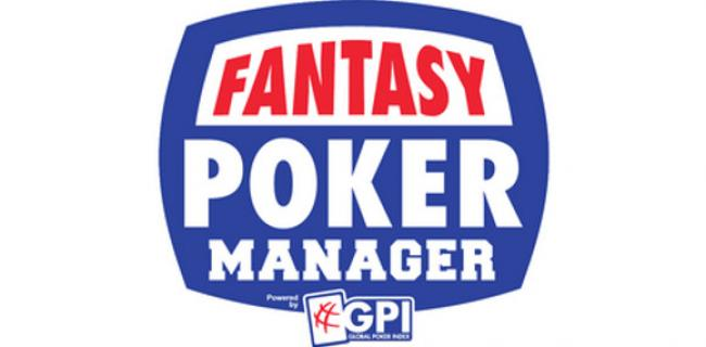 So funktioniert der Fantasy Poker Manager des Global Poker Index
