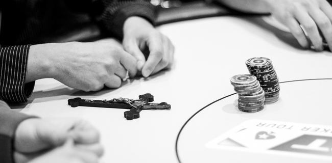 """""""Poker ist ein Geschenk für jeden Fotografen"""""""