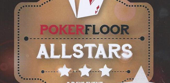 Rückblick Pokerfloor Allstars Turnier