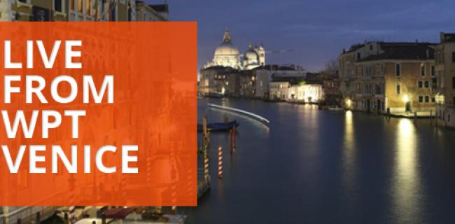 WPT Venedig Show & Final Table Live-Stream