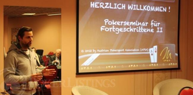 Pokerseminare im Test – die APSA in Wien