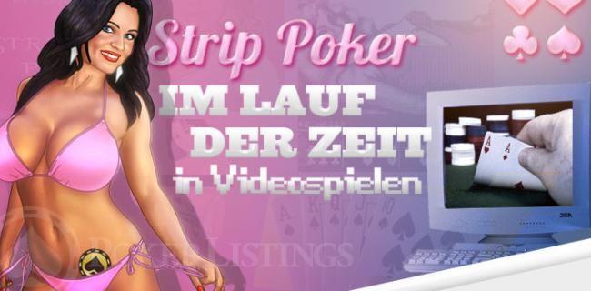 Infografik: Strippoker - Spiele, Geschichte, Entwicklung