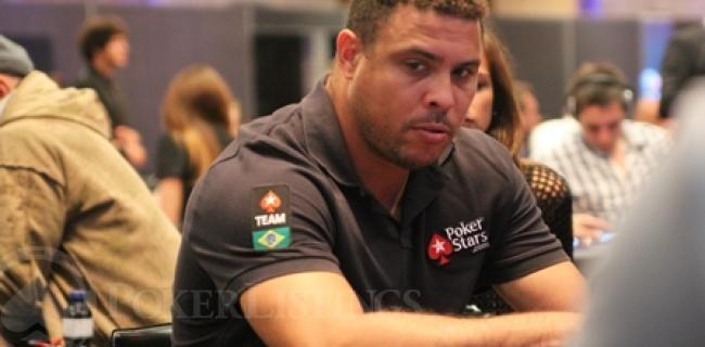 EPT Barcelona - Fußballstars am Pokertisch