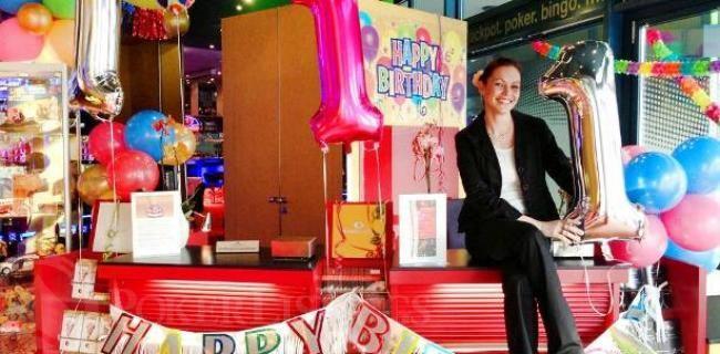 Ein Jahr Spielbank Berlin am Fernsehturm - offenbar auf Erfolgskurs