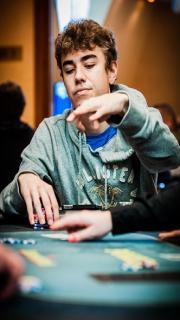 Christopher Frank Poker EM Baden 2014