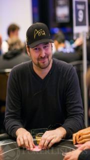 Phil Hellmuth2013 WSOP EuropeEV0710K NLH Main EventDay 1BGiron8JG2057