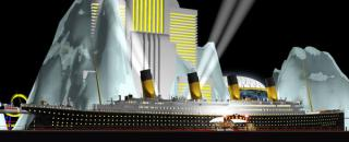 titanic las vegas