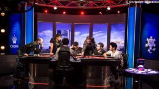 Final Table 25k HIgh Roller WSOP APAC 2014