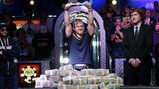 Der neue Weltmeister Martin Jacobson