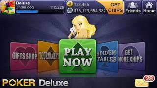 Poker Deluxe Main