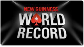 Pokerstars Weltrekord