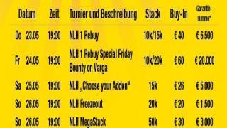 Turnierkalender Poker Party