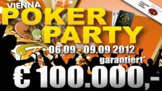 Vienna Poker Party