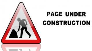 baustelle schild site under construction