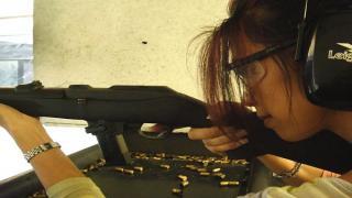 liz lieu shooting range