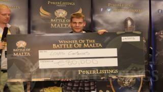 Louis Cartarius Battle of Malta 2013
