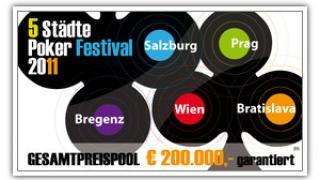 5 Stdte Poker Festival Logo