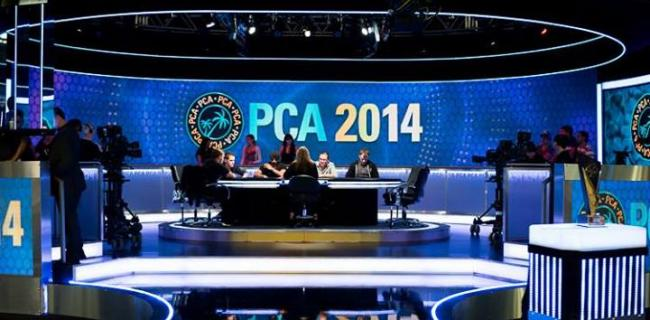 Feature Table PCA Main Event 2014