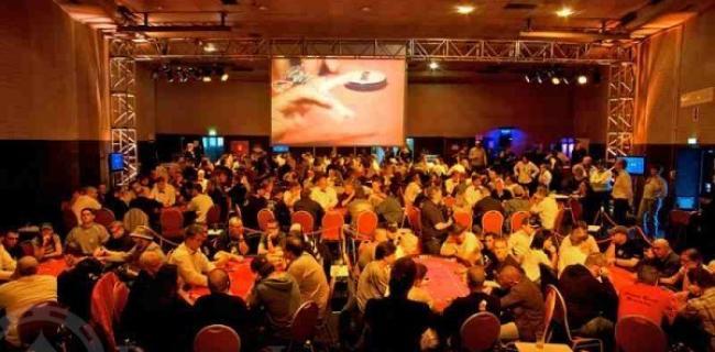 Der Pokerfloor in der Spielbank Berlin