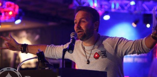 daniel negreanu wsop 2014 shuffle up and deal