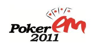 Logo Poker EM 2011