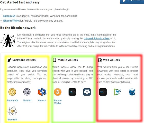 Kriptopolis bitcoin wallet