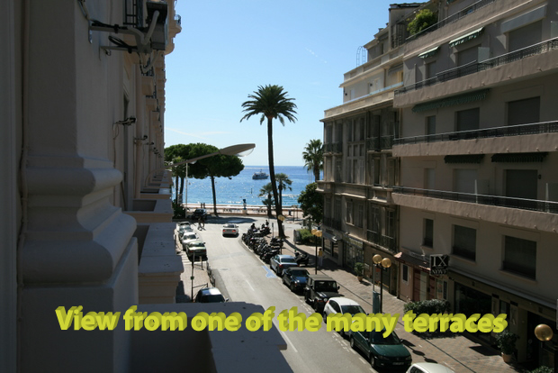 cannes apartment view 6