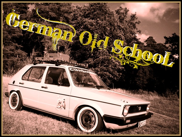 german old school golf
