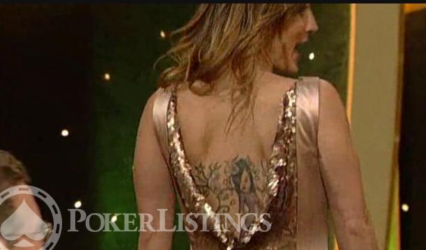 Jeannine Michaelsen Tattoo