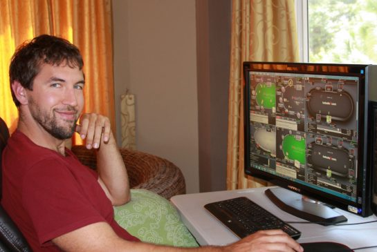 nathan singer online poker player