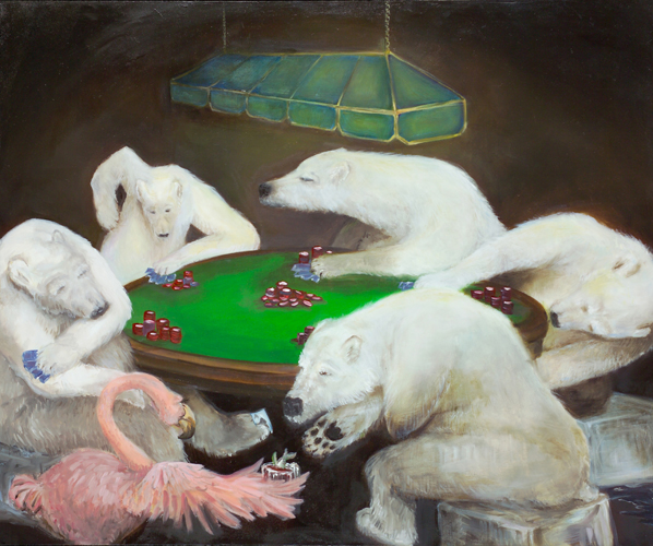 polar bear poker