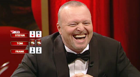 Poker Stefan Raab