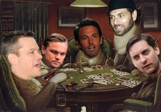 Punk'd poker game fbi